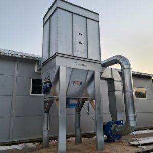 Dust collector AT – KR 54