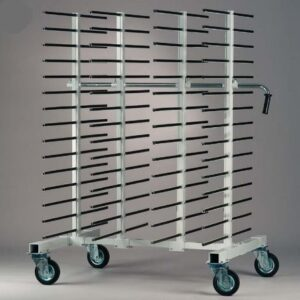 Paint trolley no 8